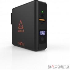 Универсальное зарядное устройство Adonit Wireless TravelCube Pro Black (134-17-07-A)