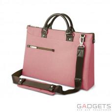 Сумка Moshi Urbana Slim Laptop Briefcase Coral Pink (99MO078302)