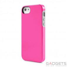 Защитный чехол Incase Pro Hardshell Case Magenta/Gray for iPhone 5/5S (CL69058)