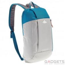 Рюкзак ARPENAZ 10 л Quechua Синий / Серый