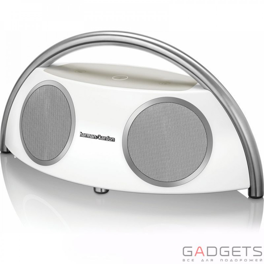 Фото Harman Kardon Go + Play Wireless White (HKGOPLAYWRLWHTEU)