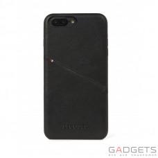 Чехол Decoded Leather Back Cover для iPhone 7 Plus Черный (D6IPO7PLBC3BK)