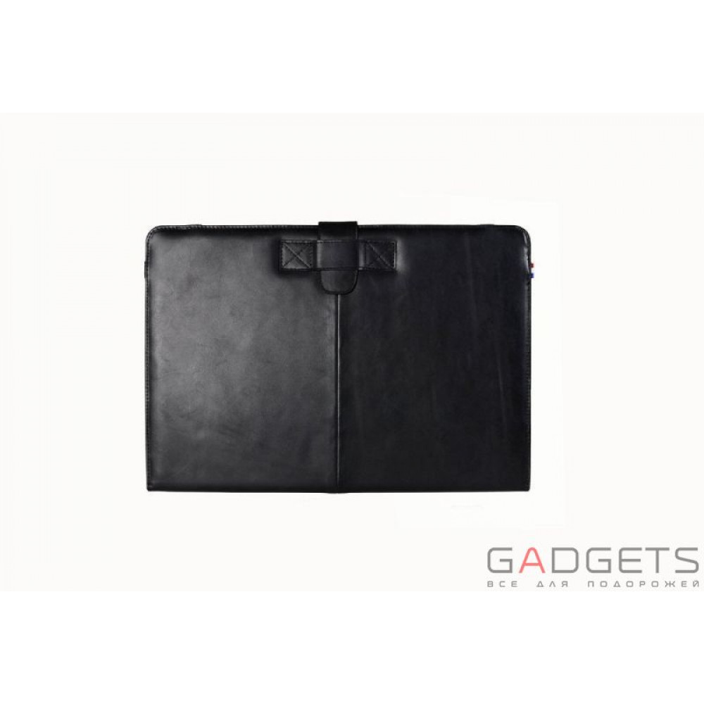 Фото Чехол Decoded Leather Slim Cover for MacBook Air 13'' (D4MA13SC1BK)