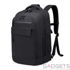 Городской рюкзак Bange с отделением для ноутбука 15,6, черный
