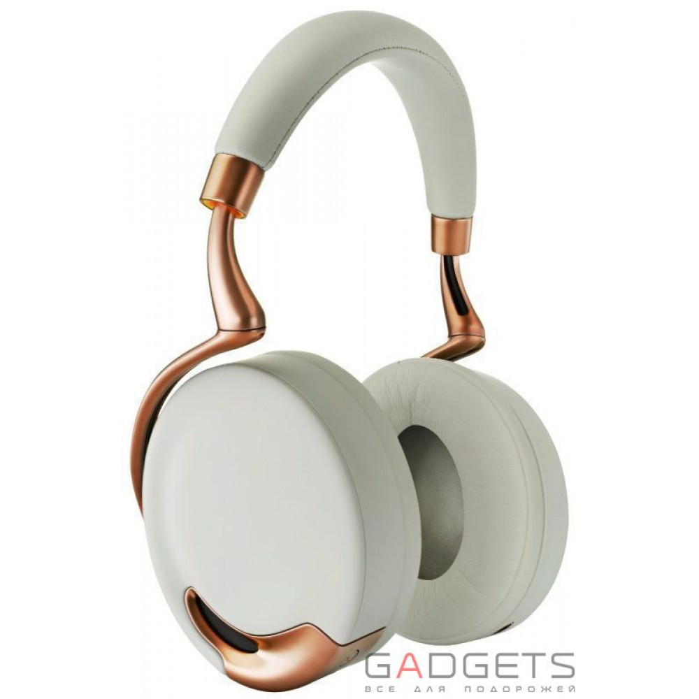 Фото Навушники Parrot Zik by Starck (Rose Gold)