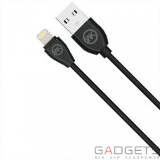 Кабель WK Ultra Speed Lightning Data Cable Black (WKC-003)