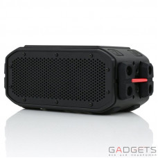 Портативна акустика Braven BRV-Pro Portable Bluetooth Speaker Black/Red/Black (BPROBRB)