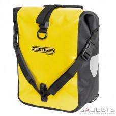 Гермосумка велосипедная Ortlieb Sport Roller Classic yellow-black 12.5 л