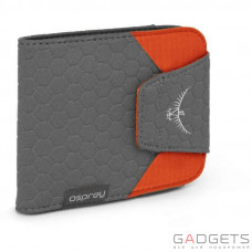 Кошелек Osprey QuickLock RFID Wallet Poppy Orange O/S, оранжевый