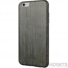 Чехол Evutec SI Wood Case для iPhone 6/6s Plus Черный абрикос (AP-655-SI-WA5)