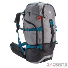 Рюкзак FORCLAZ 50 Quechua Серый