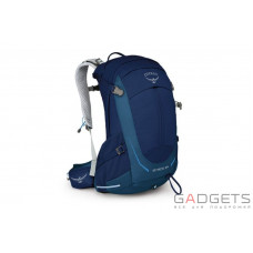 Рюкзак Osprey Stratos 24 Eclipse Blue O/S синий