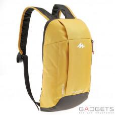 Рюкзак ARPENAZ 10 л Quechua Желтый / Серый