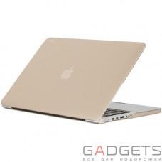 Чехол-накладка Moshi Ultra Slim Case iGlaze Satin Gold for MacBook Pro 13'' Retina (99MO071231)