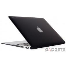 Чехол Moshi Ultra Slim Case iGlaze Stealth Black (V2) for MacBook Air 13''