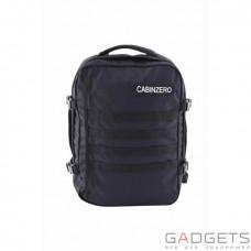 Сумка-рюкзак CabinZero Military 28 л Absolute Black с отделением для ноутбука 15 (CZ19-1401)