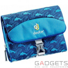 Косметичка Deuter Wash Bag - Kids цвет 3080 ocean