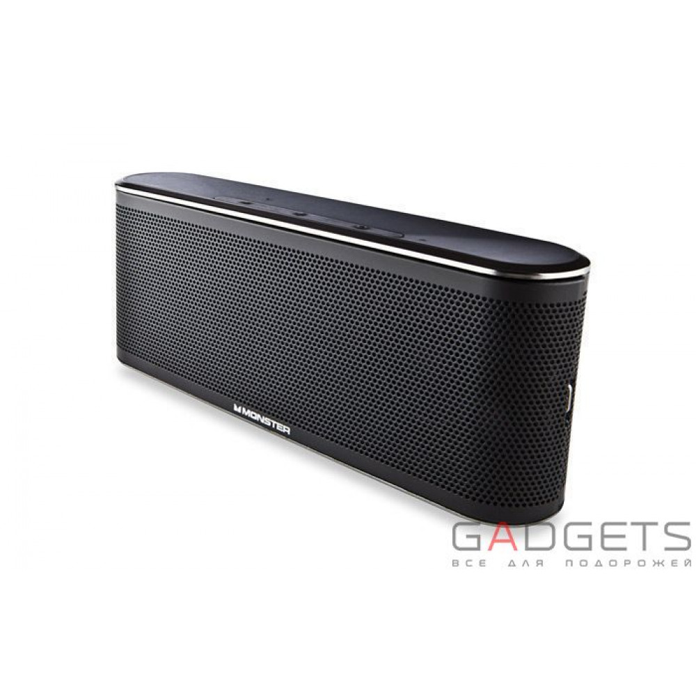 Фото Акустическая система Monster iClarity HD Micro Bluetooth Speaker (Black)