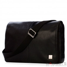 Сумка для ноутбука Knomo Kinsale Slim Crossbody Messenger 13'' Black (KN-154-303-BLK)