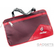 Косметичка Deuter Wash Bag Lite II цвет 5513 fire-aubergine