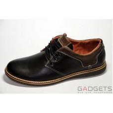 Взуття чоловіче ЕССО туфлі чорнікоричневі