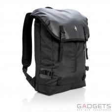 Рюкзак Swiss Peak 17'' Outdoor Laptop Backpack черный (P762.101)