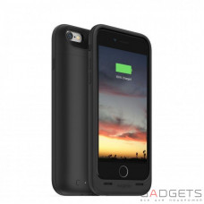 Додатковий Акумулятор Mophie Juice Pack Air Case Black 2750 mAh for iPhone 6/6S (3043-JPA-IP6-BLK)