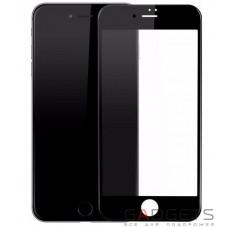 Защитное стекло Baseus 0.2mm Silk-screen Tempered Glass Black для iPhone 8 (SGAPIPH7S-ASL01)