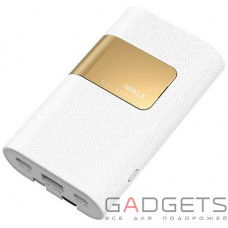Зовнішній акумулятор iWalk Secretary Plus 10000mAh White (SBS100C)