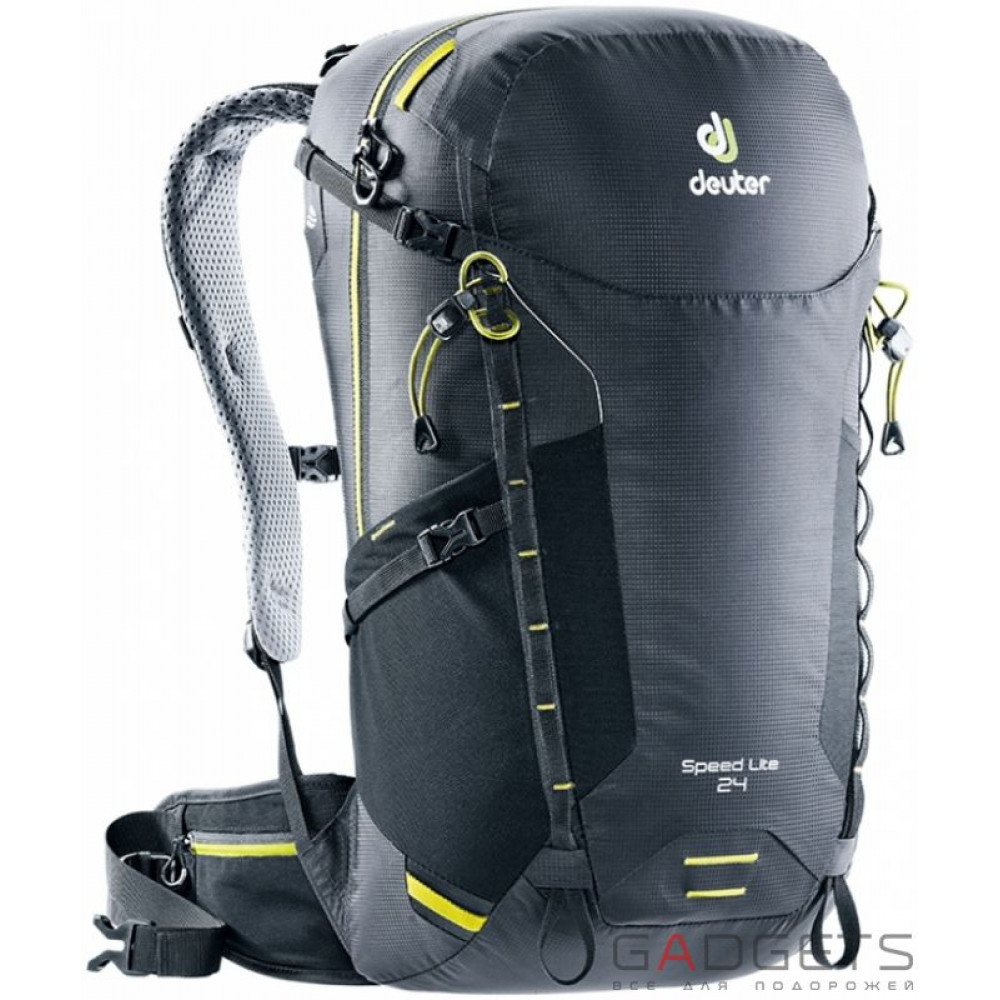 Фото Рюкзак Deuter Speed Lite 24 цвет 7000 black