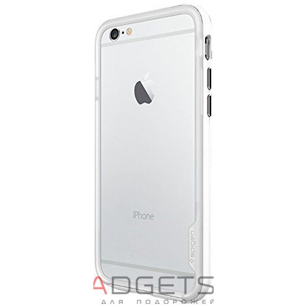 Фото Spigen Case Neo Hybrid EX Series Infinity White for iPhone 6 4.7'' (SGP11029)