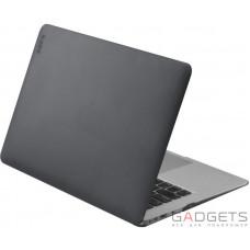 Чехол-накладка Laut Huex для MacBook Air 13 (2018), черный