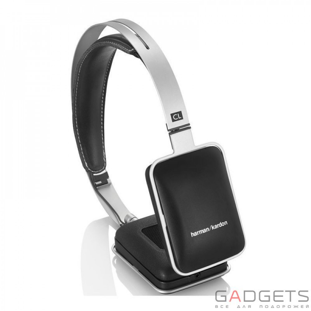 Фото Наушники Harman Kardon CL Black CLassic On-Ear MFI (HAR / KAR-CL)