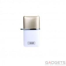 Флеш память Remax 16GB с Micro-USB 2.0 RX-803-OTG Gold