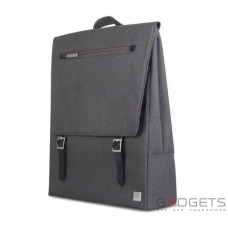 Рюкзак Moshi Helios Designer Laptop Backpack Herringbone Gray (99MO087051)