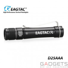 Ліхтарик Eagletac D25AAA Nichia 219B CRI 92 (350115 Lm) Gray