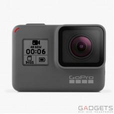 Камера GoPro HERO 6 Black (CHDHX-601-RW)