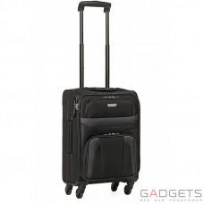 Чемодан на 4-х колесах Travelite Orlando (S) 35 л Black (TL098547-01)