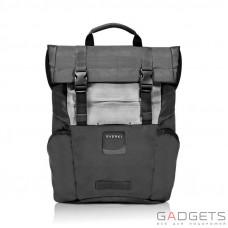 Рюкзак для ноутбука 15.6'' Everki ContemPro Roll Top Black