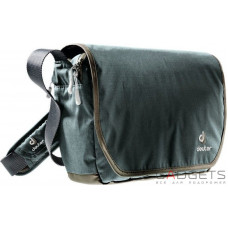 Сумка Deuter на плечо Carry out цвет 7603 anthracite-brown