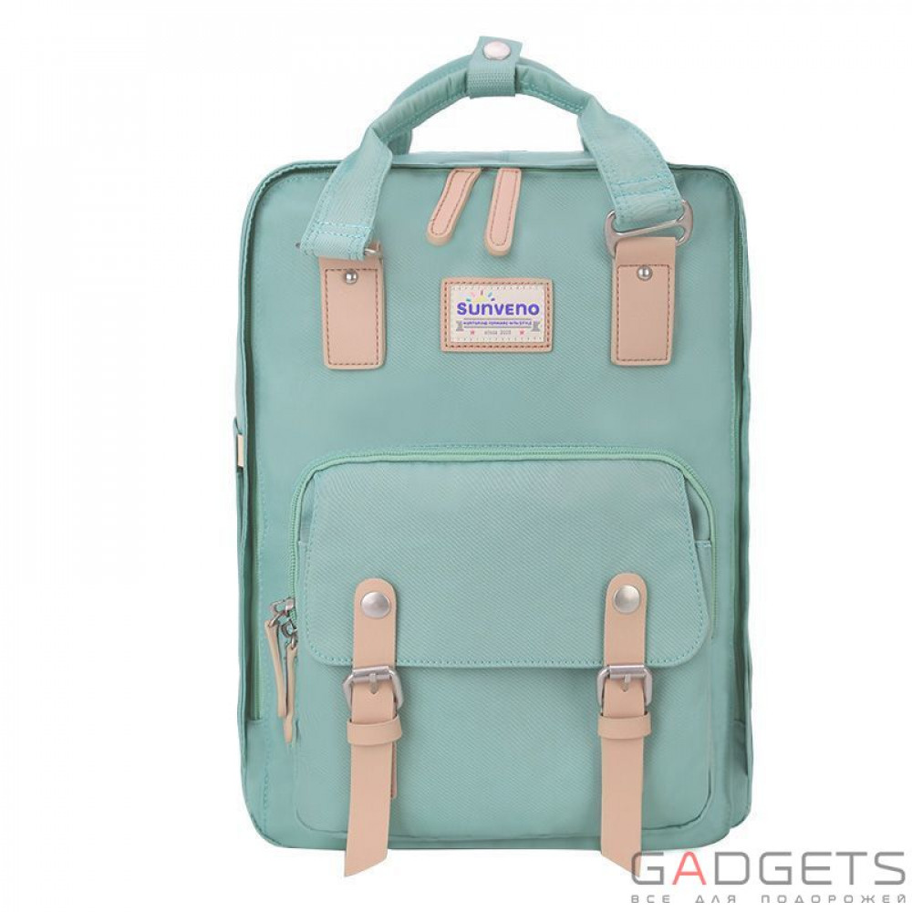 Фото Рюкзак для мамы Sunveno Diaper Bag Classic Green