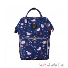 Рюкзак для мамы Sunveno Diaper Bag Blue Dream Sky