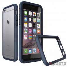 Бампер Evolutive Labs RhinoShield Crash Guard Dark Blue для iPhone 6/6s