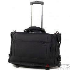 Сумка дорожня на колесах Rock Deluxe Carry-on Garment Carrier 41 Black