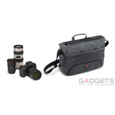 Сумка Manfrotto Befree Messenger grey (MB MA-M-GY)