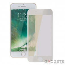 Защитное стекло COTEetCI Glass iPhone 6/6s silk screen printed full-screen white (CS2068-WH)