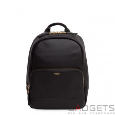 Рюкзак Knomo Mini Mount Leather Backpack 10 Black (KN-120-405-BLK)