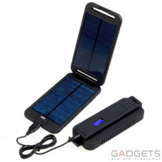 Вологостійка сонячна батарея Powermonkey Extreme 9000 mAh BLACK