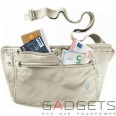 Гаманець Deuter Security Money Belt I колір 6010 sand
