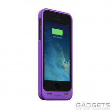 Mophie Juice Pack Helium Purple 1500 mAh for iPhone 5/5S (2543-JPH-IP5-PRP-I)
